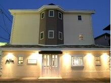 ガルボ(garvo)の雰囲気(可愛らしい外観の建物1階。隣の人が気にならない、ゆったり空間)
