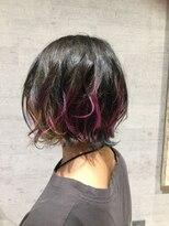 レザボア ヘアーアンドビューティー ハイブ店(reservoir Hair&Beauty Haibe)ユニコーンカラー