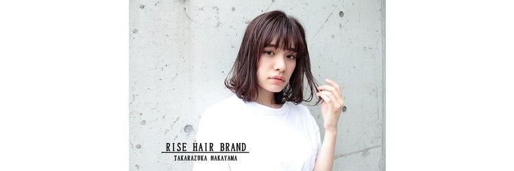 ライズヘアーブランド 宝塚中山店(RISE HAIR BRAND)のサロンヘッダー
