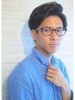 ヘアーブランド リンク 三宮店(HAIR BRAND Link)【Link】ツーブロックバング立ち上げショート