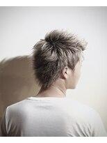 メンズヘアースパイス ユメサキ(Men's Hair SPICE -yumesaki-)ツーブロックショートスタイル