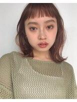 ミンクス 青山店(MINX)【MINX田中】柔らかミディアム 表参道 髪質改善