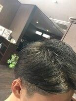 髪の美院 シャルマン ビューティー クリニック(Charmant Beauty Clinic)メンズアッシュグレー