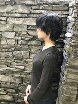 リリー(LiLy)黒髪perm