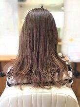 ハール ヘア スタジオ(haar HAIR STUDIO)ナチュラルグラデーションカラー
