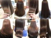 ヘアアンドケア エジェリラボ(hair&care egerie lab)の雰囲気(美髪を追求したoggi otto 12stepでツヤツヤに!)