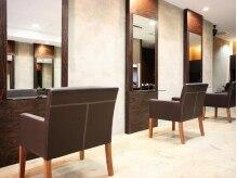 ディジュ ヘア デザイン 牛田店(Didju hair design)の雰囲気(シンプルなセット面では、そこに座るお客さんが主役に。)