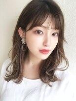 【赤川敬一】20代30代40代◎小顔シースルーバング