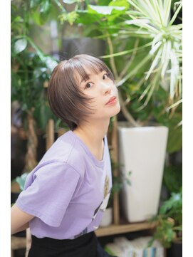 サイ(sai)【sai】マッシュショートウルフ