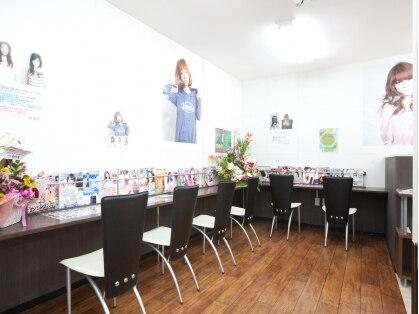 アトリエ プレゼンツ 北赤羽店(atelier Present's)の写真