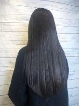 ヘア エステ クイック(QUICK)毛先までもちツヤ髪質改善ストレート