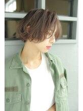 ハマユミバ(HAMAYUMIBA beauty salon)大人ショート