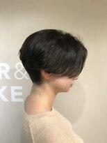 ビスヘアアンドメイク(BIS hair&make)サイドグラデーション