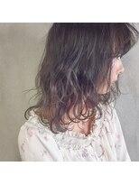 ミント(mint)*艶スモーキーアメジスト*