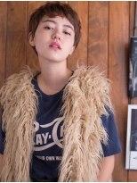 ヘアサロン リコ(hair salon lico)☆フレンチショート☆【hair salon lico】03-5579-9825