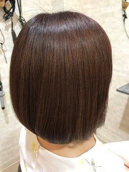 ブレイク タイム(Break time)の写真/豊富な色味を取り揃えているので理想の髪色へ思いのまま☆ナチュラルな仕上がりで自分の髪が好きになる♪