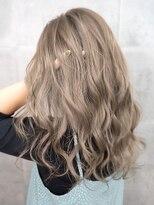 オーブ ヘアー アオ 四日市店(AUBE HAIR ao)【AUBE HAIR】大人可愛い_ミルクティベージュ