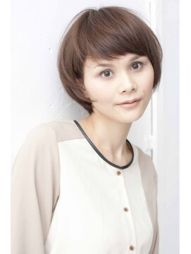 ジュール 三条店(Jour)メリハリフェミニンボブ☆byジュール三条 平松
