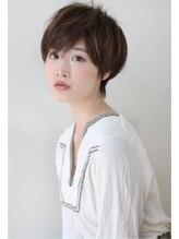 モッズ ヘア 京都店(mod's hair)コンパクトショート【COLETTE 2013-14 A/W】