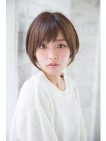 アンアミ オモテサンドウ(Un ami omotesando)【Unami】小倉太郎 大人スッキリショートスタイル
