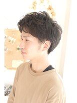 ジップヘアー(ZipHair)Zip Hair ★men'sナチュラルパーマ★