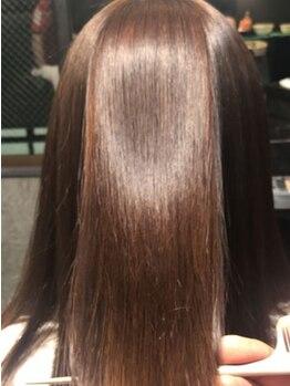 リヴェールの写真/【瑞穂区/桜山】ブリーチや繰り返す縮毛矯正によるハイダメージにも対応♪【理想の美髪】へと導きます♪