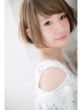 ローマヘアサロン(ROMA HAIR SALON)【ROMA】初めてのショートにも◎♪ふんわり小顔ショートボブ!