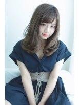 【MUSE】大人女子デジタルパーマロブ