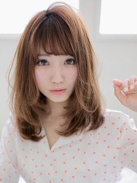 アグ ヘアー カーレント 天文館店(Agu hair current)大人スウィートミディ