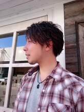ヘアメイク エアリール(HairMake airile)鈴木 健太