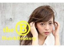 ヘアーアンドビューティー ザ ビー(Hair & Beauty the B)の雰囲気(スタイルも大きな鏡でしっかり確認出来ます!)