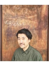 アーガイル(ARGYLE)井上 洋平