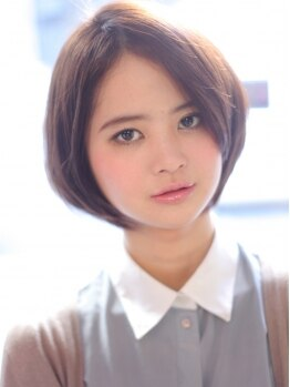 ヘアメイク シャンティ 目白(hair make SHANTI)の写真/秋は可愛くイメチェンしたい!あなたの「本当に似合う」を発見して、鏡を見る度にワクワクする仕上がりに◎