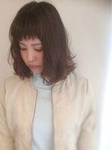 モードケイズローラル(MODE K's laurel)春スタイル☆グレージュ・ボブ