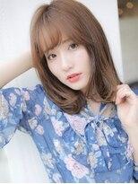 アグ ヘアー ロッソ 福島店(Agu hair rosso)大人かわいい小顔ボブディ