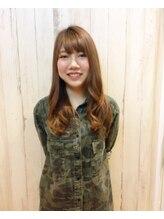アリュールヘアー テラス 天王寺店(ALLURE hair terrace)KAORI