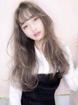シマ セブン ギンザ(SHIMA SEVEN GINZA)otona sweet long × milk tea ash