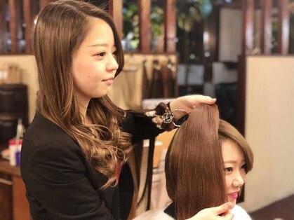 ヘアリゾート ディアリウム(Hair Resort DEARIUM)の写真
