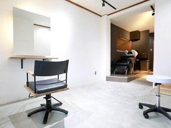 ロロン 代々木八幡(LORONG)の写真/ベテランStylistによる完全プライベート&隠れ家サロン♪上質空間で癒しのひと時を。《LORONG》