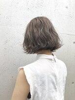 ミンクス 原宿店(MINX)【MINX近藤】ほつれウェーブこなれボブ