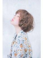 【デジタルパーマ】ボブスタイル