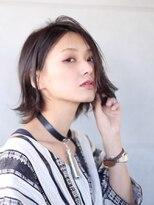 グリット ヘアプラスフォト(grit HAIR+PHOTO)【grit.】YOHEI WORKS (ミディ 05)