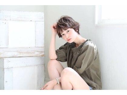 ヘアメイク ブランニュー エターナル 天王寺店(hair make Brand new eternal)の写真