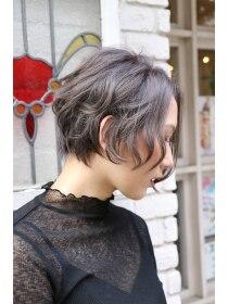 ローグヘアー 亀有店(Rogue HAIR)ふんわりショートボブ