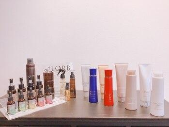 ハサミノウタ(hasami No Uta hair)の写真/注目のヘアケアブランド「ALORB」のスパライン。高貴な香りの上質アロマが20種類!最高の癒しを是非