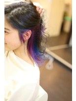 リーフ ヘア(Lief hair)COOL ユニコーン