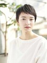 ウル(HOULe)HOULe【首元スッキリ】ショートバング☆前田賢太