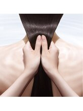 エリアトップのhair careメニュー♪髪質改善メニュー○ダメージレスなケアカラー☆髪と頭皮の贅沢ケア☆