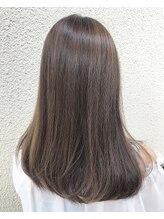 ガーデン ヘアーアンドボタニカル(Garden hair&botanical)【髪質改善】ウォームブラウン