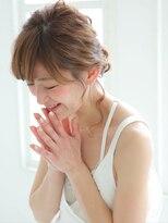ショコラウメダ(Chocolat UMEDA)大人女性★お団子アレンジ